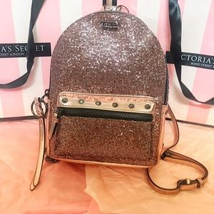 Victoria's Secret mini bling back pack